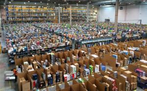 Amazon varelager